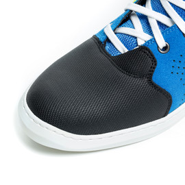 YORK AIR SHOES PERFORMANCE-BLUE/FLUO-YELLOW- Tissus