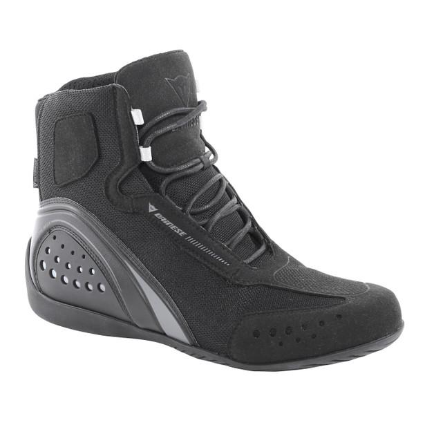 MOTORSHOE D-WP® SHOES JB BLACK/BLACK/ANTHRACITE- Chaussures