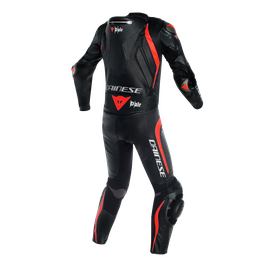 Mugello R D-air®  BLACK/BLACK/FLUO-RED- D-air
