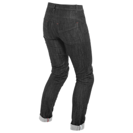 ALBA SLIM LADY JEANS  BLACK-RINSED- Pantalons