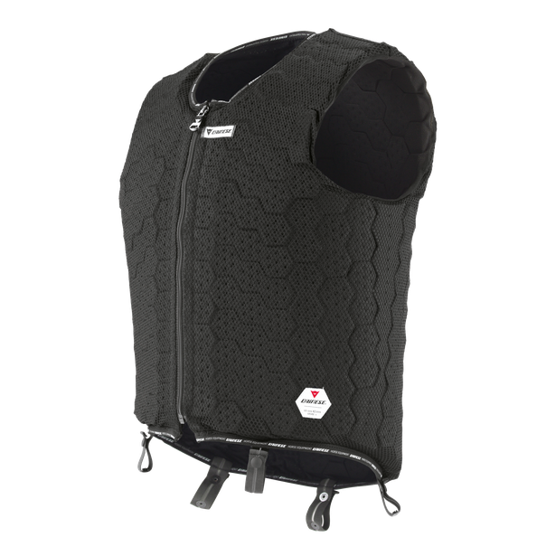 GILET MILTON SOFT E1 KID BLACK- Protection