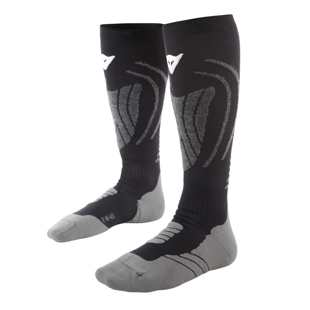 HP SOCKS STRETCH-LIMO/GUNMETAL- Accessories