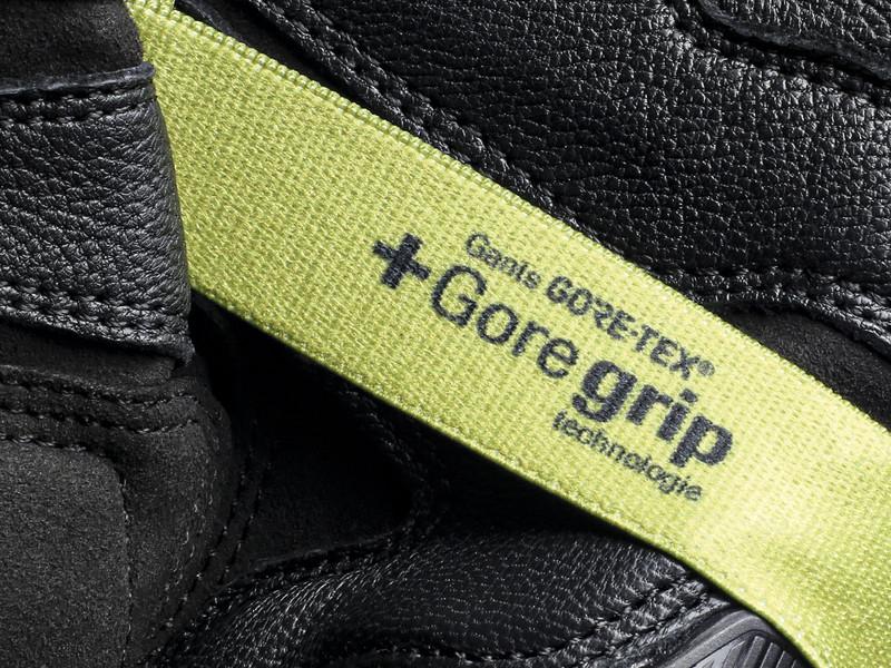 GORE-TEX® GLOVES + GORE GRIP TECHNOLOGY