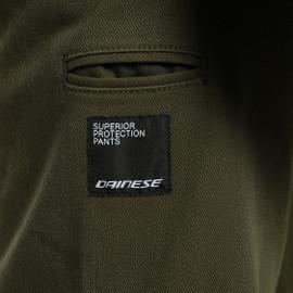 CHINOS TEX PANTS OLIVE- Pants