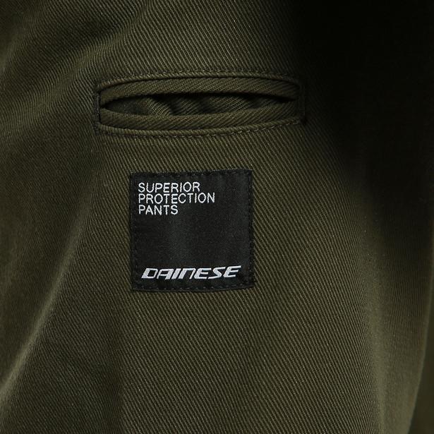 CHINOS TEX PANTS OLIVE- Hosen