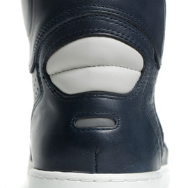 PERSEPOLIS AIR SHOES BLUE-ECLIPSE- Pelle