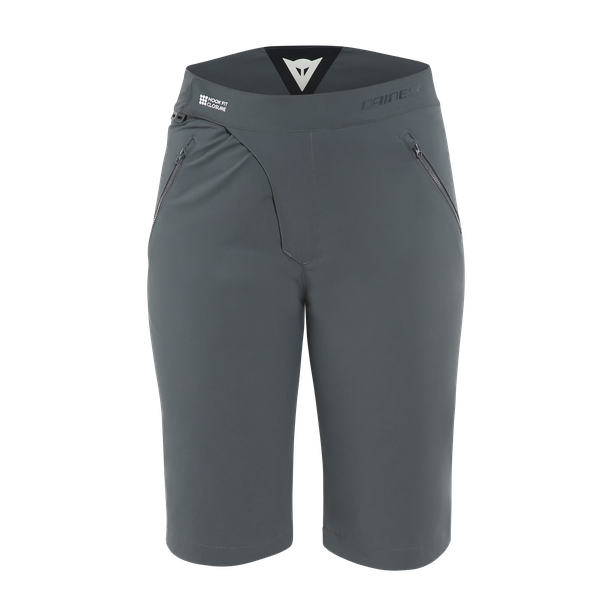HG IPANEMA SHORTS WMN DARK-GRAY- Bike for her