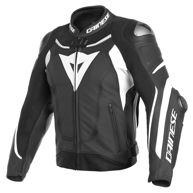 SUPER SPEED 3 PERF. LEATHER JACKET