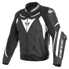 SUPER SPEED 3 PERF. LEATHER JACKET - Leder
