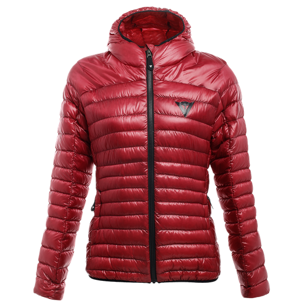 PACKABLE DOWNJACKET LADY CHILI-PEPPER- Downjackets