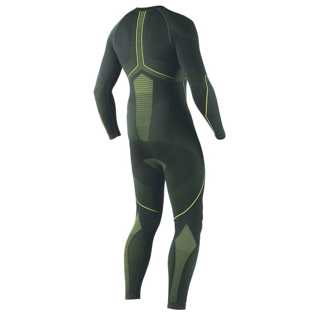 D-CORE DRY SUIT BLACK/FLUO-YELLOW- Inner Suits