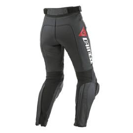 DELTA PRO C2 PELLE LADY BLACK/BLACK- Pants