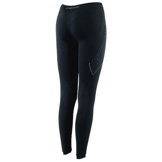 D-CORE THERMO PANT LL LADY BLACK/ANTHRACITE- Pantalons