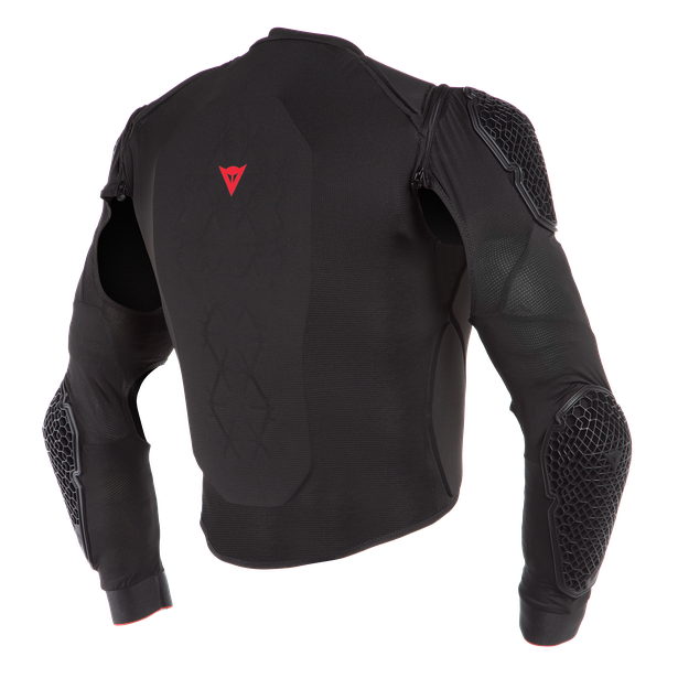 RHYOLITE 2 SAFETY JACKET LITE BLACK- Protezioni