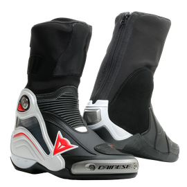 AXIAL D1 BOOTS BLACK/WHITE/RED-LAVA- Stivali