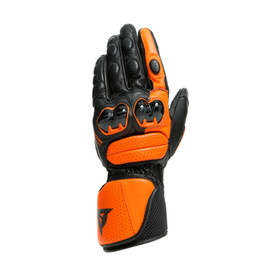 IMPETO GLOVES BLACK/FLAME-ORANGE