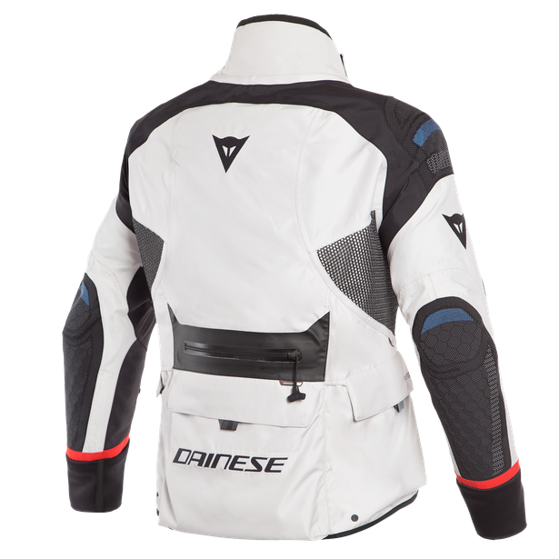 ANTARTICA GORE-TEX® JACKET LIGHT-GRAY/BLACK- Gore-Tex®