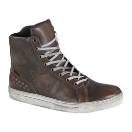 STREET ROCKER D-WP® DARK BROWN- Scarpe