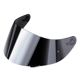 AGV VISOR K5 S/K3 SV (ML-L-XL-XXL) - MPLK - IRIDIUM SILVER - Accessories