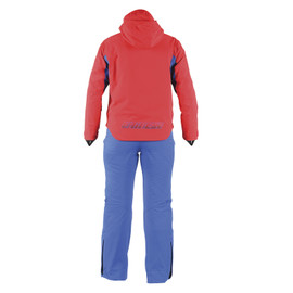 ROSSINYOI D-DRY® KID FIRE-RED/NAUTICAL-BLUE- Combinaisons
