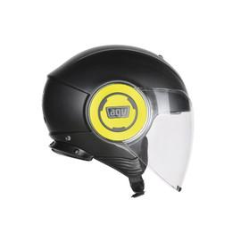 FLUID E2205 MONO - MATT BLACK/YELLOW - Promozioni