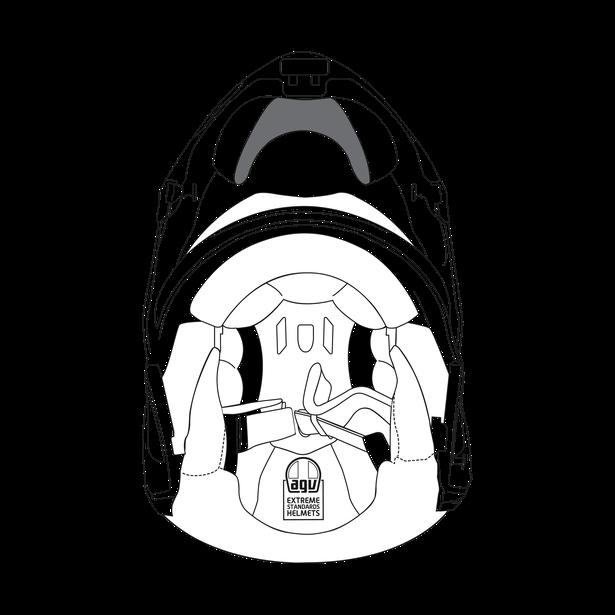 WIND PROTEC.SPORTMODULAR Sz.2 (XL-XXXL) - Accessoires