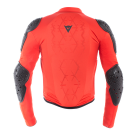 SCARABEO SAFETY JACKET BLACK/RED- Protection