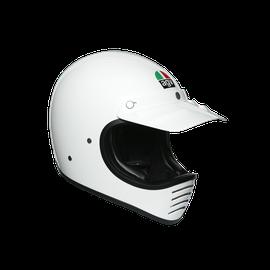 X101 MONO DOT - WHITE