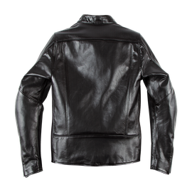 NERA72 PERF. LEATHER JACKET BLACK- Dainese72