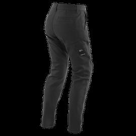 CHINOS LADY TEX PANTS BLACK- Women