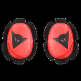 PISTA KNEE SLIDER FLUO-RED/BLACK- Safety
