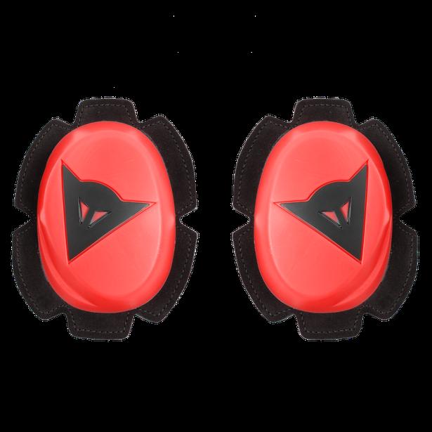 PISTA KNEE SLIDER FLUO-RED/BLACK- Knieschutz