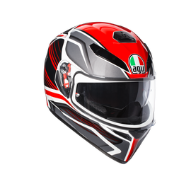 K-3 SV AGV E2205 MULTI PLK - PROTON BLACK/RED - Promotions
