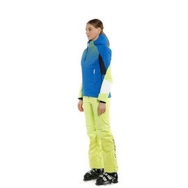 HP CRUST WMN LAPIS-BLUE/ACID-LIME/STAR-WHITE- Women Winter Jackets