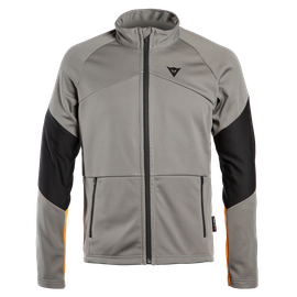 HP2 MID FULL ZIP MAN GUN-METAL/STRETCH-LIMO/RUSSET-ORANGE- Unterwäsche