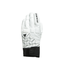 HP GLOVES WMN LILY-WHITE/STRETCH-LIMO