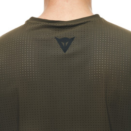 HGR JERSEY SS DARK-BROWN- Made to pedal