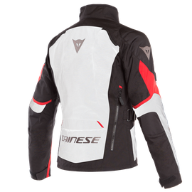 TEMPEST 2 D-DRY LADY JACKET LIGHT-GRAY/BLACK/TOUR-RED- D-Dry®