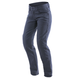 CASUAL REGULAR LADY TEX PANTS BLUE- undefined