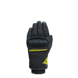 AVILA UNISEX D-DRY GLOVES BLACK/FLUO-YELLOW