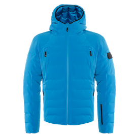 SKI DOWNJACKET SPORT IMPERIAL-BLUE/STRETCH-LIMO