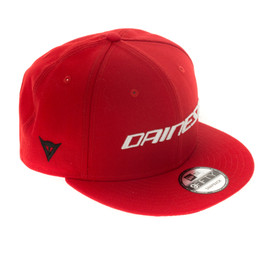 DAINESE  9FIFTY WOOL SNAPBACK CAP RED- Caps & Mützen