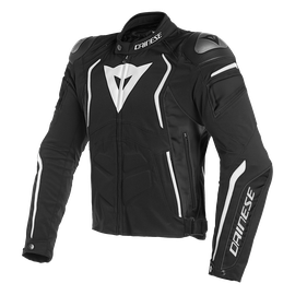 DYNO TEX JACKET BLACK/BLACK/WHITE- Blousons
