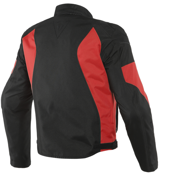 MISTICA TEX JACKET BLACK/LAVA-RED- undefined
