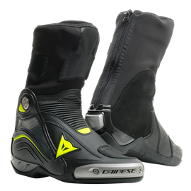 AXIAL D1 BOOTS BLACK/YELLOW-FLUO- Stivali