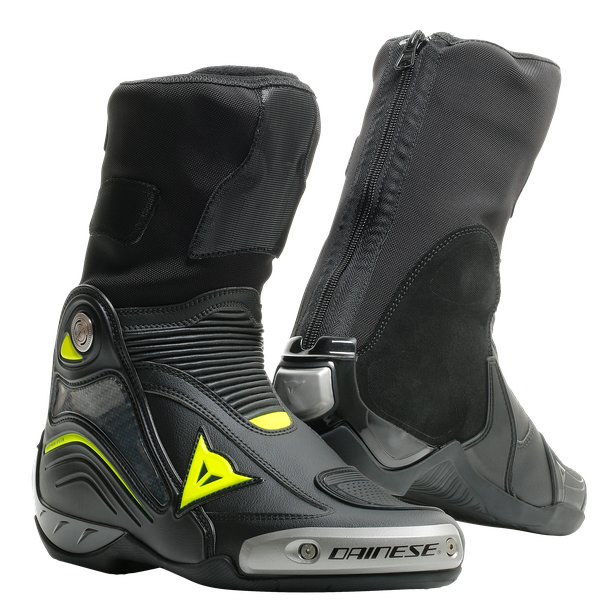 AXIAL D1 BOOTS BLACK/YELLOW-FLUO- Boots