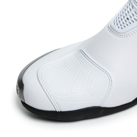 TORQUE 3 OUT BOOTS WHITE- Piel
