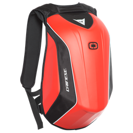 D-MACH BACKPACK FLUO-RED