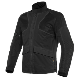 AIR TOURER TEX JACKET BLACK/BLACK/BLACK- Tessuto