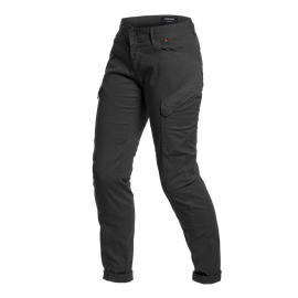KARGO  LADY PANTS BLACK
